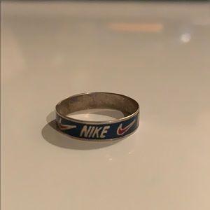 VINTAGE Nike ring